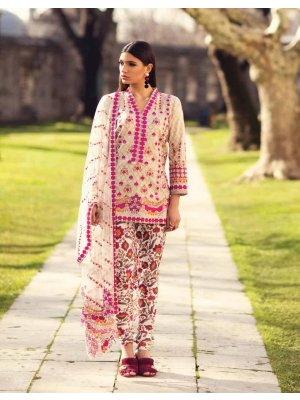 Mina Hasan Embroidered Lawn Pakistani Suits 2018 |YMMHELPS18-17